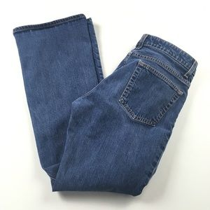 GAP Flare Dark Wash Stretch Jeans Sz 8